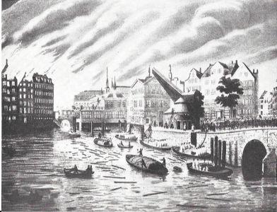 Hamburg brennt
